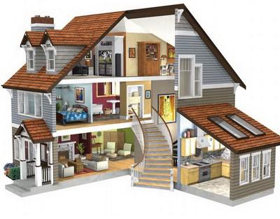 3D-план-дома