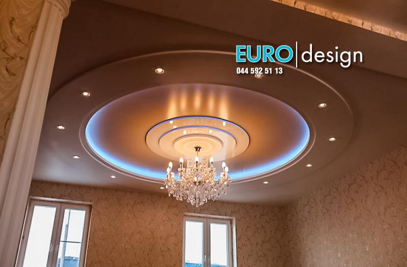 Потолки с LED подсветкой