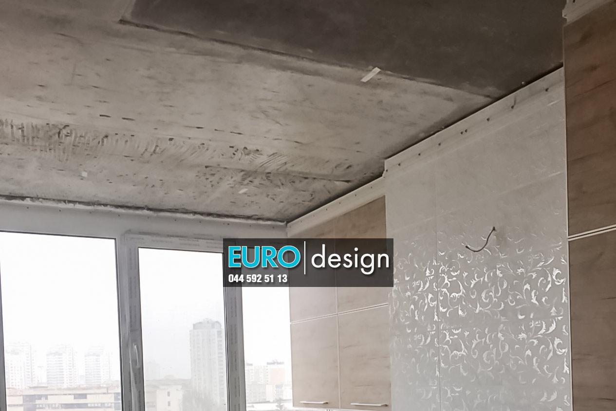 <strong>Установка натяжных потолков Южная Борщаговка, Киев специалистами Евро-Дизайн. image 002</strong>