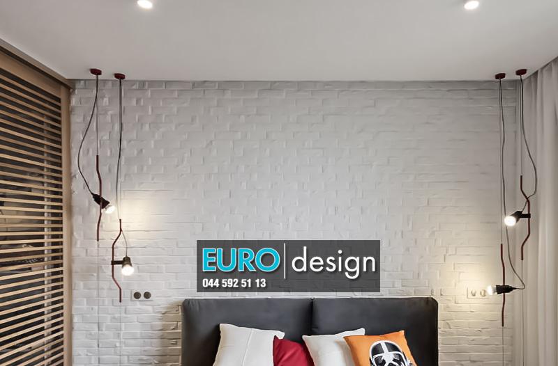 Матовые натяжнве потолки Евро-Дизайн